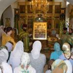 Два Крестных хода – в Кольчугине