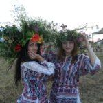 Купальская сказка в Новосёлке