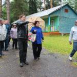 Лагерь «Дубки» готов к приему детей