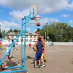 Международный турнир на стадионе «Металлург»