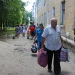 В Кольчугино прибыло уже 176 украинских беженцев