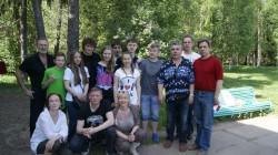 актёры кольчугинских театров и члены жюри Всероссийского конкурса_Успех_2014