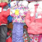 Одеваем малыша на зиму