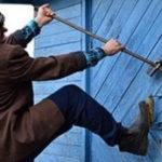 Сотрудниками полиции Кольчугинского района раскрыта серия краж из дачных домов