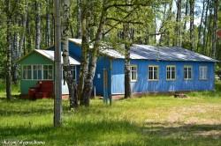 Лагерь Дубки