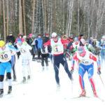 «Шибаловская лыжня 2016»