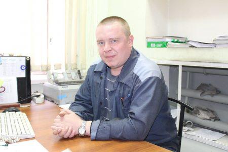 Почетный донор Михаил Бусурин