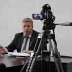 Глава районной администрации ответил на вопросы о дорогах