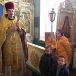 Светлый праздник святого исповедника Георгия Романово-Борисоглебского в Лыково