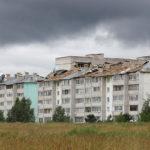 Администрация владимирской области поможет оперативно восстановить дома в Кольчугино, пострадавшие от ураганного ветра