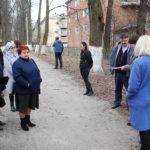 Сквер на Ленинском поселке. Время принимать решение
