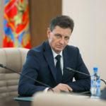 Владимир Сипягин переходит на работу в Государственную Думу